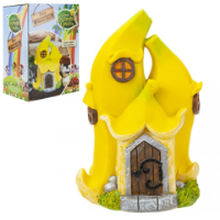 Secret Fairy Garden Banana Barn
