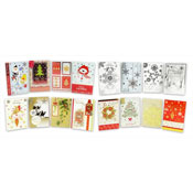 Mixed Design Christmas Cards