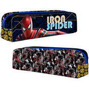 Official Iron Spiderman Rectangular Pencil Case