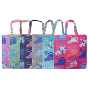 Kitty Cat Designs Reusable Shopping Bag Assorted