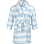 Babies Striped Dressing Gown