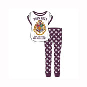 Ladies Harry Potter Hogwarts Pyjamas