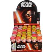 Star Wars Novelty Soap Bubbles