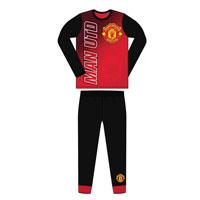 Official Boys Older Man United Pyjamas