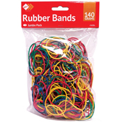 Jumbo Assorted Rubber Bands