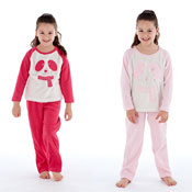 Young Girls Cici Bear Pyjamas