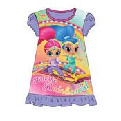 Girls Shimmer & Shine Rainbow Nightie