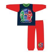Boys Toddler PJ Masks Snuggle Fit Pyjama
