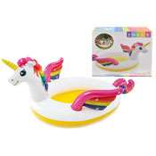"107"" Mystic Unicorn Inflatable Spray Pool"