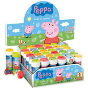 Peppa Pig Novelty Soap Bubbles