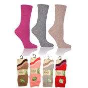 Ladies Bamboo Socks