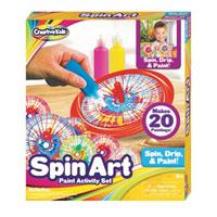 Spin Art Set