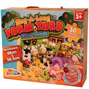 Grafix 30 Piece Farm Yard Floor Puzzle