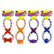 Pet Rope Tugger Toy