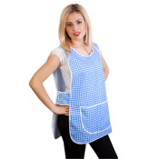 Ladies Tabards with Chequered Design