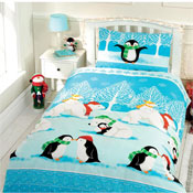 Childrens Christmas Bedding - Christmas Cuddles