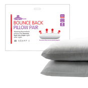 Bounce Back Pillow 2 Pack