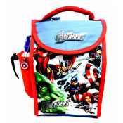 Avengers Deluxe Lunch Bag With Bottle