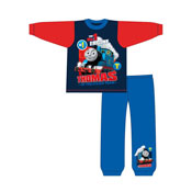 Boys Toddler Thomas Engine Snuggle Fit Pyjama