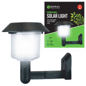 Garden Wall Solar Light