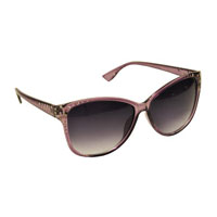 Ladies Sunglasses With Diamante