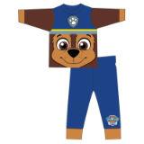 Boys Official Paw Patrol Chase Novelty Pyjamas