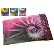 Large Scarf/Sarong Mixed Print