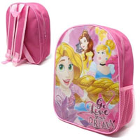 Official Disney Princess 31cm Junior Backpack