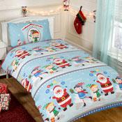 Childrens Christmas Bedding - Santas Little Helper