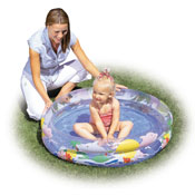Sea Life Paddling Pool