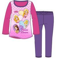 Official Girls Princes Dreams Pyjamas