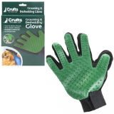 Crufts Grooming And Deshedding Glove In Box