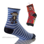 Childrens Novelty Computer Socks