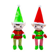 Naughty Elf Arthur Soft Toy Extra Large