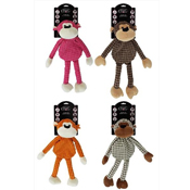 Super Plush Monkey Pet Toy