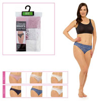 Ladies Lace Briefs 3 Pack