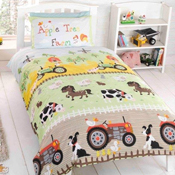 Childrens Fun Filled Bedding - Appletree Farm
