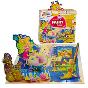 Grafix 45 Piece 3D Fairy Puzzle