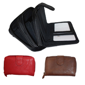 Ladies Card Holder Purse/Wallet Small