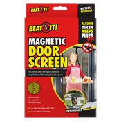 Magnetic Door Screen Mesh