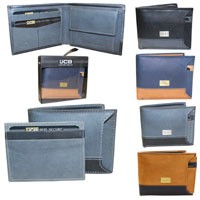 JCB Leather Wallet Gift Boxed Assorted