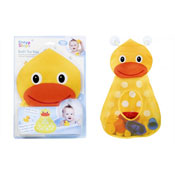 Duck Design Bath Toy Storage Bag