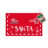 Christmas Felt Envelope