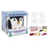 Pass The Parcel Christmas Penguin