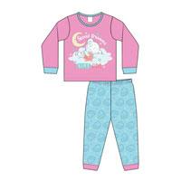 Baby Girls Official Tiny Tatty Teddy Pyjamas