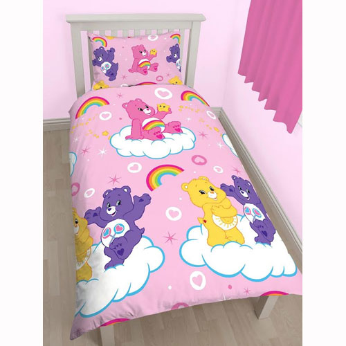 Care Bears Share Reversible Duvet Set