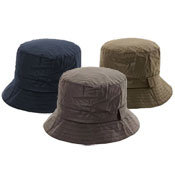 Wax Bush Bucket Hat