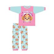 Girls Toddler Paw Patrol Snuggle Fit Pyjama Set
