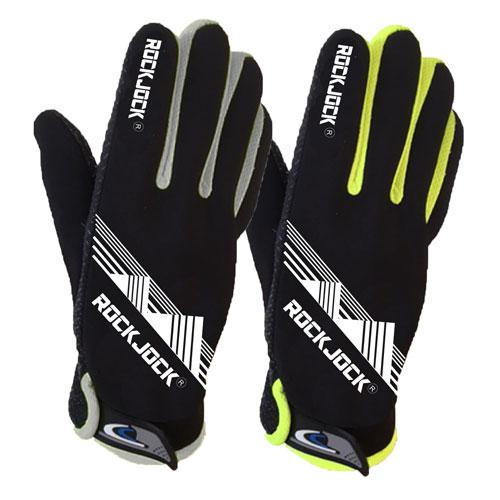Unisex RockJock Sport Glove With Gripper Palm