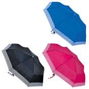 Stripe Border Supermini Umbrella